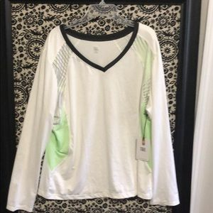 NWT Tail Long-sleeve UPF50 Tennis Top